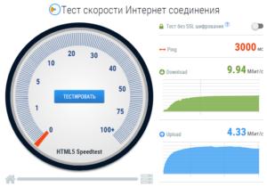 В чем измеряется скорость интернета?
