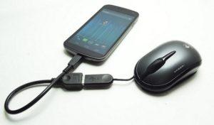 Как подключить мышку к телефону или планшету Android