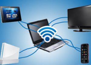 Как раздать интернет через WiFi