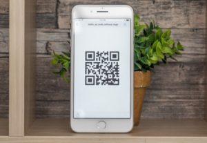 Как считать QR-код с помощью приложения на Айфоне