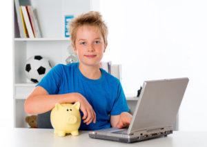 Особенности заработка в интернете для подростков