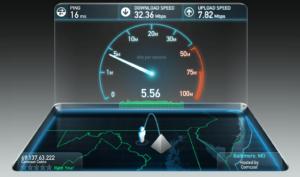 От чего зависит скорость соединения с Интернетом