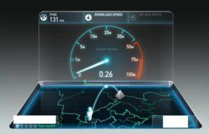 Прямо здесь измерить скорость интернета на компьютере