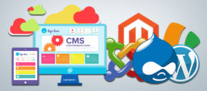 Сделать сайт с помощью CMS