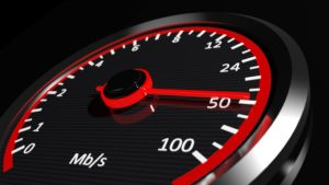 Что делать, если скорость упала