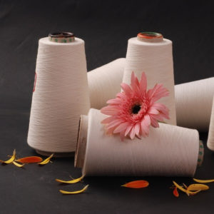 Изготовление перчаток из бамбуковых нитей