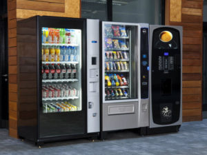 Как выбрать место длявендингового автомата