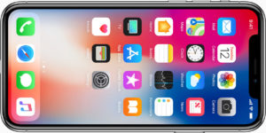 Как сделать скриншот на iPhone 10