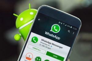 Перенос WhatsApp с Android на Android