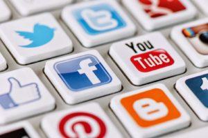 Работа с социальными сетями