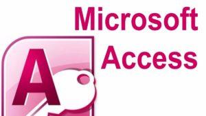 Создание базы данных в Access
