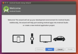 Установка и использование Android Studio